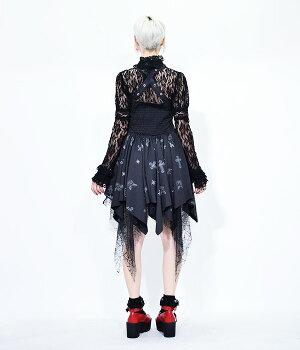 ワンピース/原宿系/ファッション/レディース/かわいい/パンク/ロック/V系/ゴシック/ゴスロリ/ACDCRAG