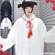 チャイナ/ブルゾン/韓国/原宿系/ファッション/レディース/大きいサイズ/派手/かわいい