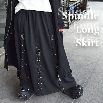 Van guarantee Eve bureau clothes hip-hop dance clothes individuality group individual cool Kool men gap Dis ACDCRAG of mode V of spindle long skirt skirt long skirt punk rock fashion Gothic Harajuku origin origin