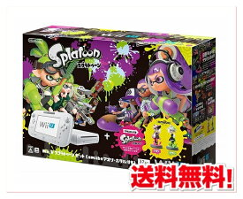 Wii U スプラトゥーン セット (amiibo 無) [video game]