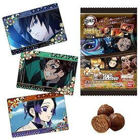 鬼滅の刃 名場面回顧カードチョコスナック 10個入りBOX (食玩)