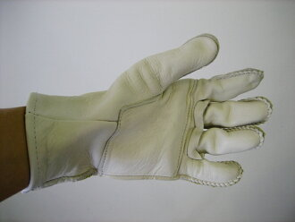 For US. ARMY rappelling gloves ( genuine! Military )