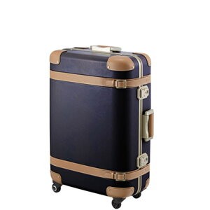 スーツケース Lサイズ プロテカ ジーニオ センチュリーs 85リットル  エース プロテカのプレステージモデル 1週間〜10泊程度のご旅行に バー無しタイプ ベアロンホイール搭載