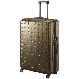 スーツケース Lサイズ プロテカ 360sメタリック エース 85リットル 日本製 7泊 10泊 サイレントキャスター キャリーケース キャリーバッグ 02724