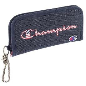 e3343c839ba3 ロングウォレット Champion チャンピオン サリンジャー 二つ折り ラウンドファスナー 長財布 キッズ コインケース・ウォレット