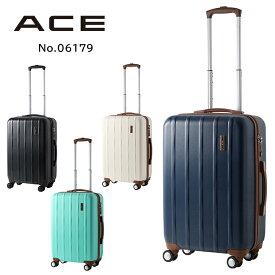 スーツケース ACE ルーミス3 3、4泊程度の旅行に 47リットル  06179