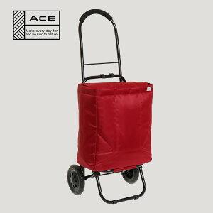 エコバッグ マイバッグ ACE エース キャリーバッグ 買い物 2輪 折りたたみ 37341 キャリーカート