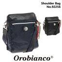 オロビアンコ ショルダーバッグ Orobianco メンズ カジュアル タテ型 斜め掛け サブバッグ 千鳥格子 正規品 SARANGINO…