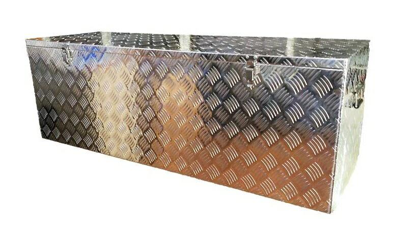 アルミ製収納ボックス MT-AL1