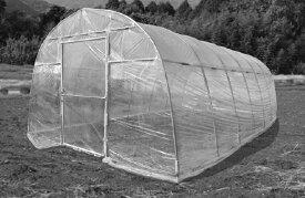 ビニールハウス 菜園ハウス(H−2748型)(約3.8坪)南栄工業【会社等と福山通運の営業所止めに配達です。個人宅へは配達はできません。】【H-2748 ナンエイ ビニールハウス ビニール ハウス ビニール温室】【送料無料】