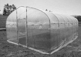 ビニールハウス 菜園ハウス(H−3654型)(約5.7坪)南栄工業【会社等と福山通運の営業所止めに配達です。個人宅へは配達はできません。】【H-3654 ナンエイ ビニールハウス ビニール ハウス ビニール温室】【送料無料】