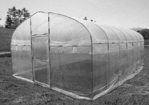 ビニールハウス 菜園ハウス(H−3654型)(約5.7坪)南栄工業【個人宅への配達になります。】【H-3654 ナンエイ ビニールハウス ビニール ハウス ビニール温室】【決算処分価格】【楽