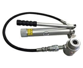 カクタス(CACTUS) 手動式ノックアウトパンチ カクタスパンチ SKP-4G82 (厚鋼電線管用セット)