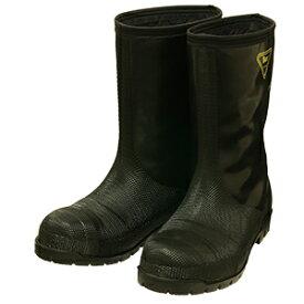 シバタ工業 SHIBATA 冷蔵庫長靴 NR041 冷蔵庫長-40℃(ブラック)  各サイズ