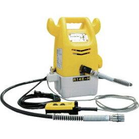 泉精器製作所 電動リモコン式油圧ポンプ R14E-H