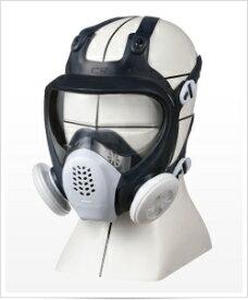 重松製作所(シゲマツ) TW088 取替え式防じんマスク・直結式小型防毒マスク Mサイズ 面体のみ