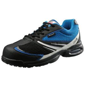 シモン プロテクティブスニーカー 短靴 KS702ネイビー/ブルー