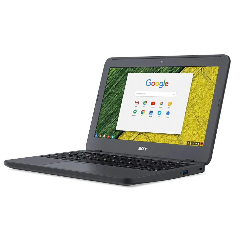 Acer Chromebook 11 N7 C731-F12M Celeron N3060 2GB 16GB eMMC 11.6インチ Chrome OS Officeなし スティールグレイ