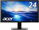 【豊富な入力端子でマルチに使える】モニター ディスプレイ 24インチ HDMI スピーカー内蔵 DVI-D ミニD-Sub Acer ブル…