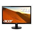 【豊富な入力端子でコスパ抜群!】パソコン(PC)モニター HDMI端子 23.6インチ 液晶ディスプレイ フルHD PS4 新品 Acer…