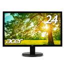 【24インチモニターなら迷わずこれ!】Acer パソコン(PC)モニター フルHD 液晶モニター ディスプレイ エイサー K242HL…