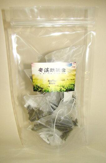 中国茶ティーバッグ『安渓鉄観音』1袋2g・20個入
