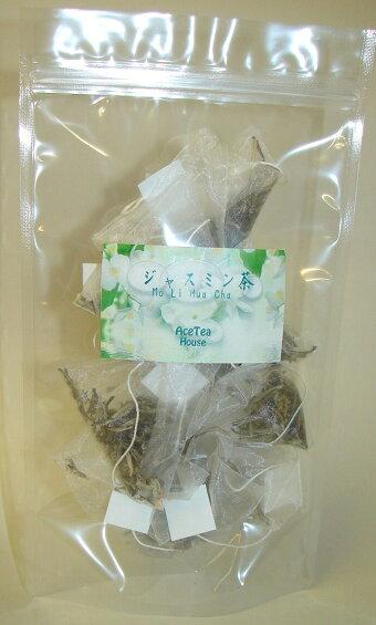 中国茶ティーバッグ『ジャスミン茶』1袋2g・10個入