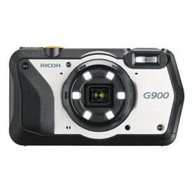 リコー RICOH コンパクトデジタルカメラ G900 現場用カメラ 電子小黒板機能 防塵 防水 業務用 GPS機能 CALSモード 4大特典あり