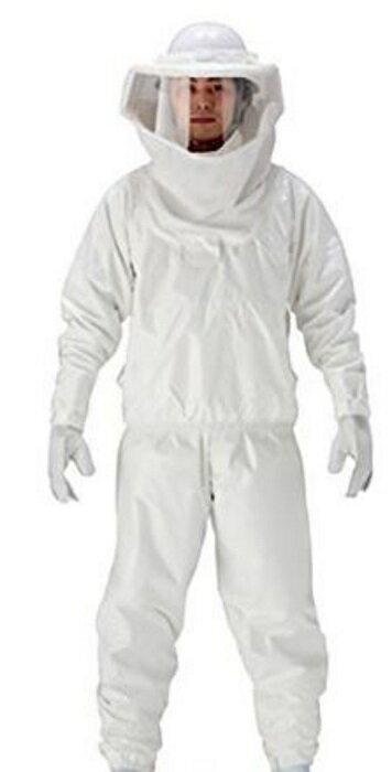 [送料無料] 蜂対策ウェア 蜂防護服ラプターIII V-1000 スズメバチの駆除などに(※防護手袋は別売り)