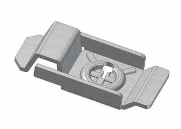 [送料無料] わたなべ 住宅基礎鋼製型枠用留め金具 P-TKG (60個入) マックス ガスネイラ GS-738C専用
