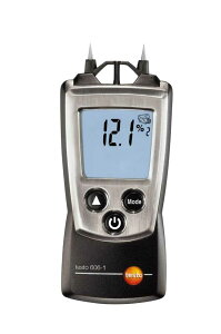 テストー 材料水分計 testo606-1 型番05606060 [木材 建築資材 水分量測定 水分計]