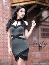 GLAMOROUS ドレス GMS-V400 ワンピース ミニドレス Andy グラマラスドレス クラブ キャバ ドレス パーティードレス GLAMOROUS vol.08 掲載商品
