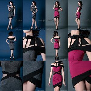 GLAMOROUSドレスGMS-V400ワンピースミニドレスAndyグラマラスドレスクラブキャバドレスパーティードレス
