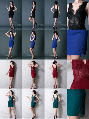 GLAMOROUSドレスGMS-M451ワンピースミニドレスAndyグラマラスドレスクラブキャバドレスパーティードレス