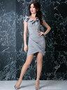 GLAMOROUS ドレス GMS-V493 ワンピース ミニドレス Andy グラマラスドレス クラブ キャバ ドレス パーティードレス