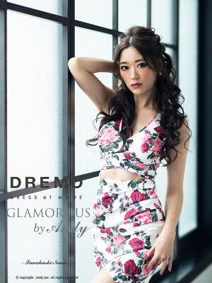 GLAMOROUSドレスGMS-V502ワンピースミニドレスAndyグラマラスドレスクラブキャバドレスパーティードレス