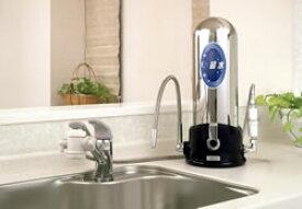 πウォーター浄水器:パイウォーター浄水器の最高機種「超水」MW-1000(据置型)
