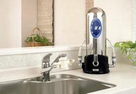 πウォーター浄水器:パイウォーター浄水器の最高機種「超水」MW-1000R据置型(リターン式)