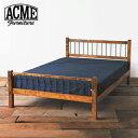アクメファニチャー ACME Furniture GRANDVIEW BED DOUBLE グランドビュー ベッドフレーム ダブル 143×207cm【送料無…
