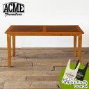 アクメファニチャー ACME Furniture WARNER DINING TABLE STANDARD ワーナー ダイニングテーブル スタンダード 160cm …