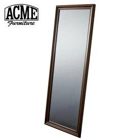アクメファニチャー ACME Furniture FRESNO MIRROR LBR フレスノ ミラー ライトブラウン 家具 ミラー 鏡【送料無料】