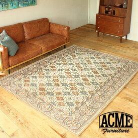 アクメファニチャー ACME Furniture GLENOAKS RUG グレンオークス ラグ 200x250cm ベージュ 家具 ラグ ラグマット マット ラグカーペット カーペット【送料無料】
