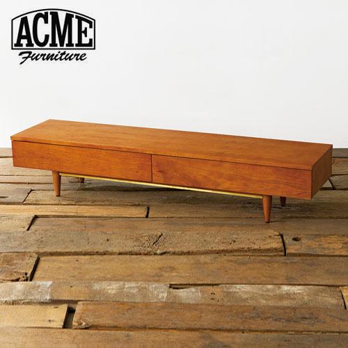 ACME Furniture(アクメファニチャー) TRESTLES TV-BOARD LOW トラッセル テレビボード 幅160cm【送料無料】【ポイント10倍】