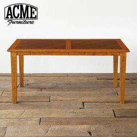 ACME Furniture アクメファニチャー WARNER DINING TABLE STANDARD ワーナー ダイニングテーブル スタンダード 160cm テーブル ダイニングテーブル【ポイント10倍】