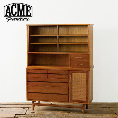 ACME Furniture アクメファニチャー BROOKS CABINET 2nd ブルックス キャビネット セカンド 120x160cm 【3個口】 キャビネット 収納【ポイント10倍】