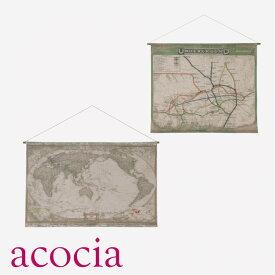 楽天市場 世界地図 タペストリーの通販