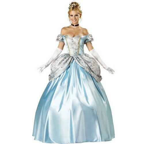 ハロウィン お姫様 プリンセス ドレス 大人 衣装 コスチューム コスプレ 女性 舞踏会 ガウン