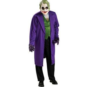 バットマン コスプレ ダークナイト グッズ ジョーカー 大人用 衣装・コスチューム