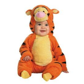 プーさん ベビー ティガー コスチューム ディズニー コスプレ ベビー 赤ちゃんコスプレ衣装 着ぐるみ