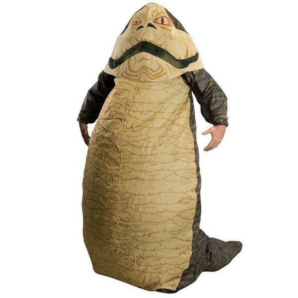 ハロウィン ジャバザハット 着ぐるみ スターウォーズ コスチューム コスプレ 衣装 膨らむ ジャバ・ザ・ハット 大人 男性用 エイリアン 怪物 生物